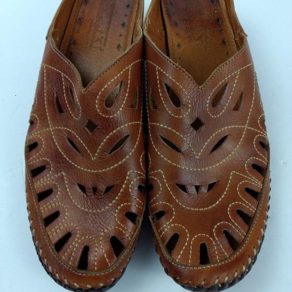 18736487b91c3 PIKOLINOS Shoes   Leather Sandals Size 39 9us   Poshmark